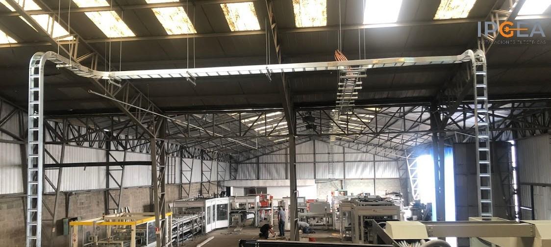 Proyecto Montaje EPC En Plata Tecno Papel Arica 1